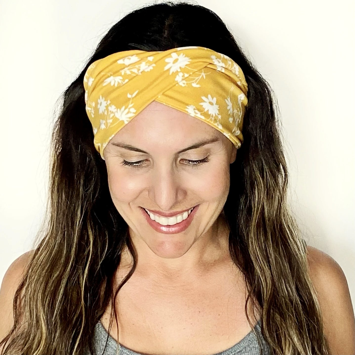 Buy Me Flowers Twist Headband