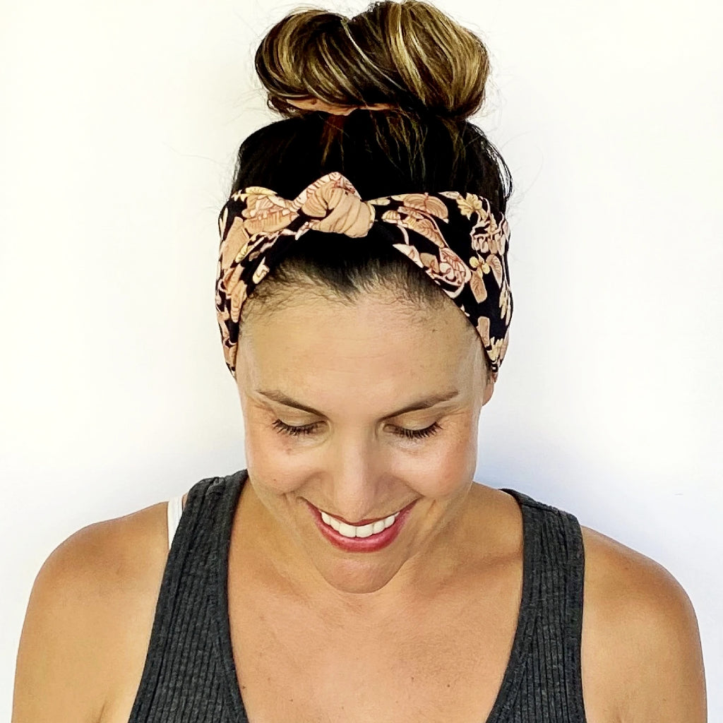 Samantha Knotted Headband