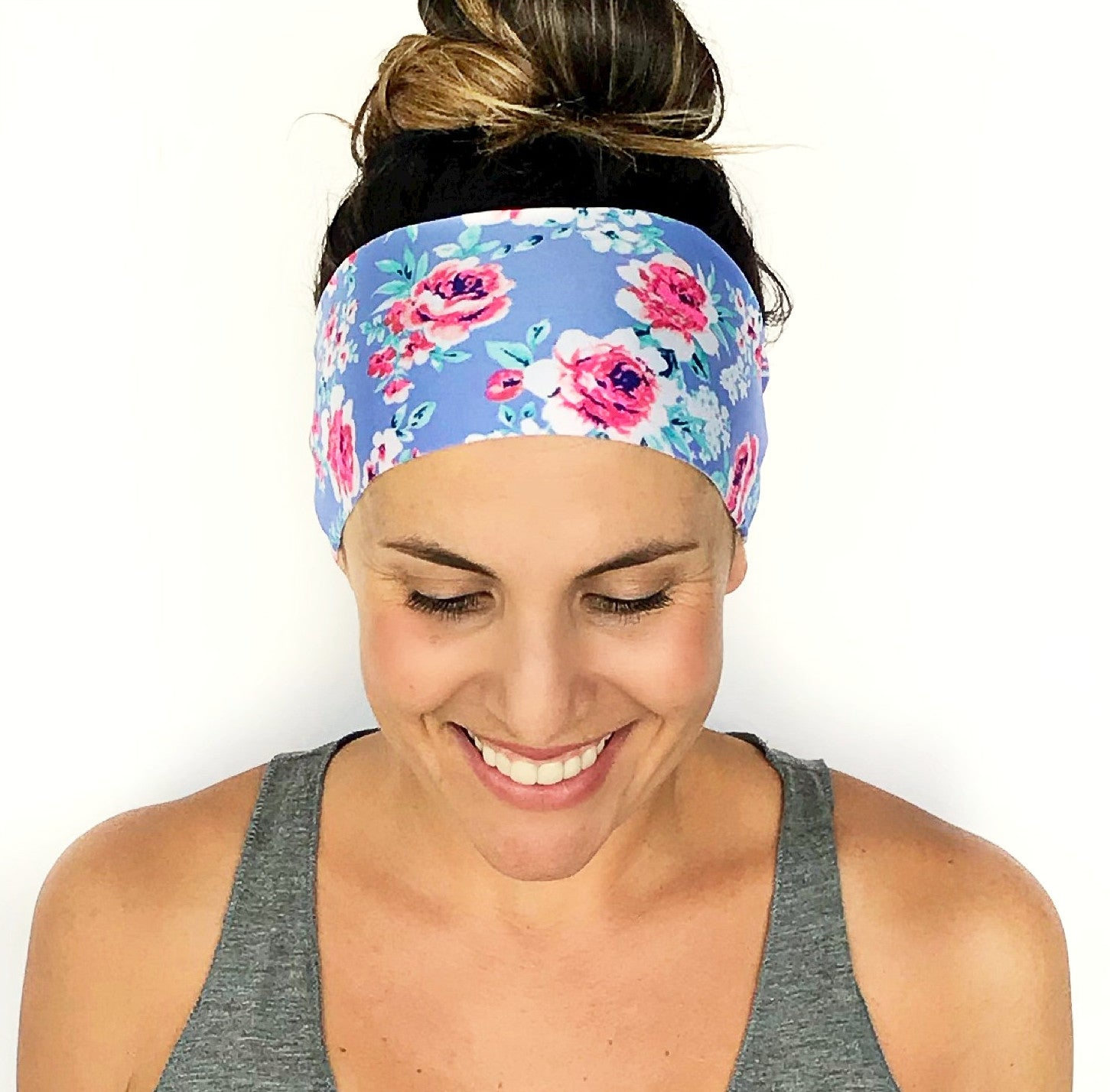 Free To Bloom Workout Headband