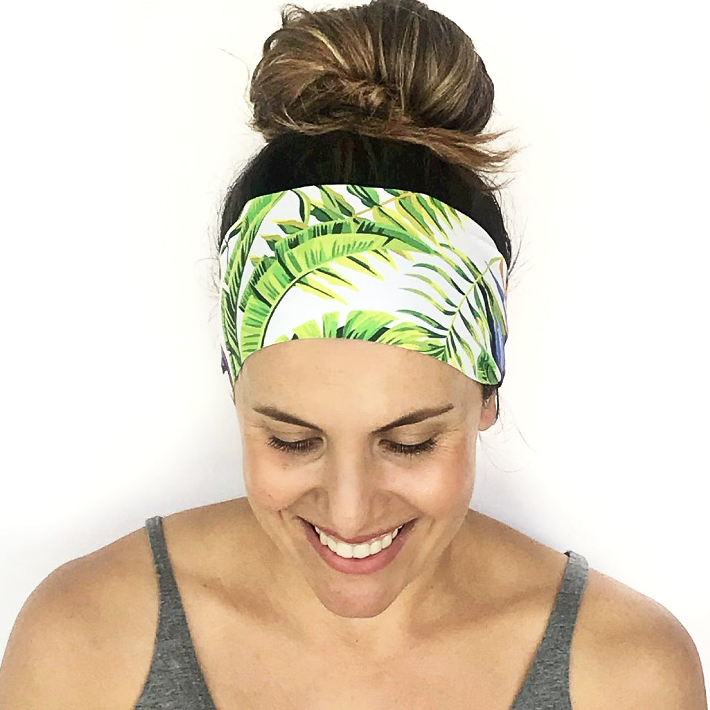 Costa Rica Workout Headband