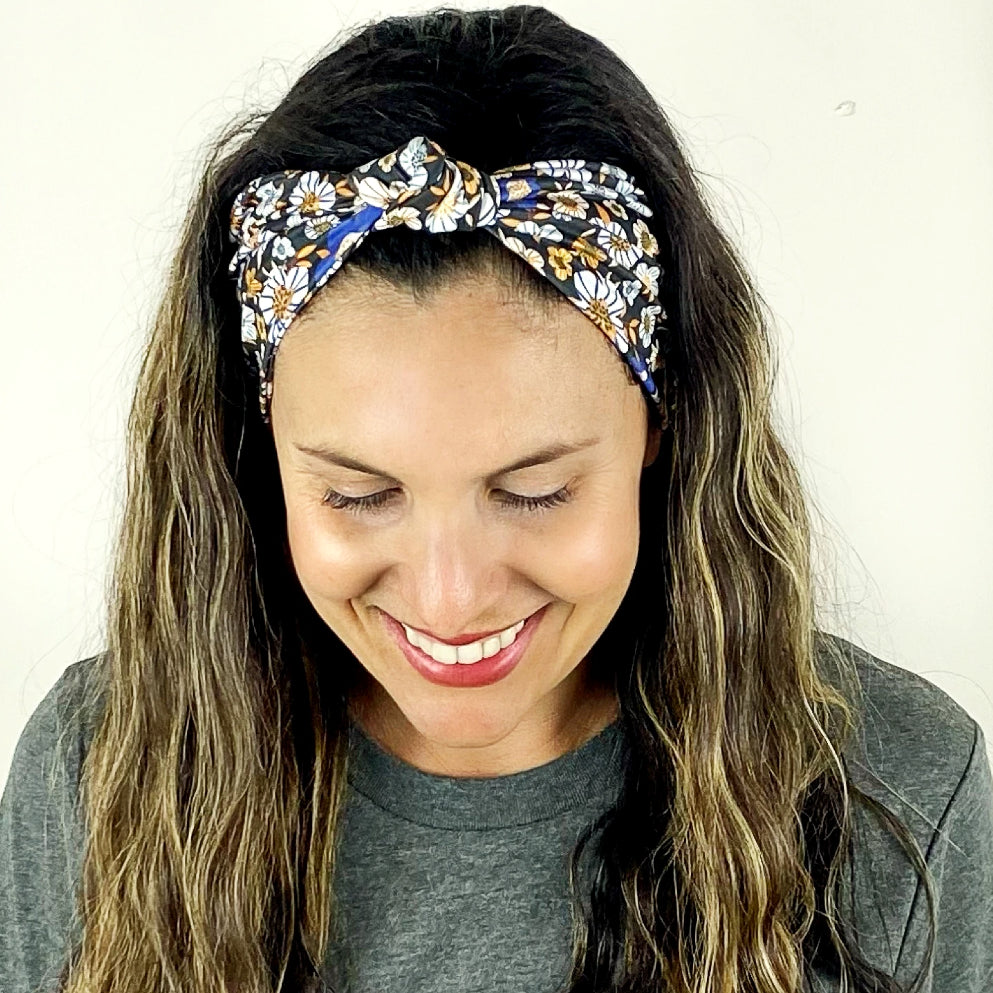 Bella Knot Headband