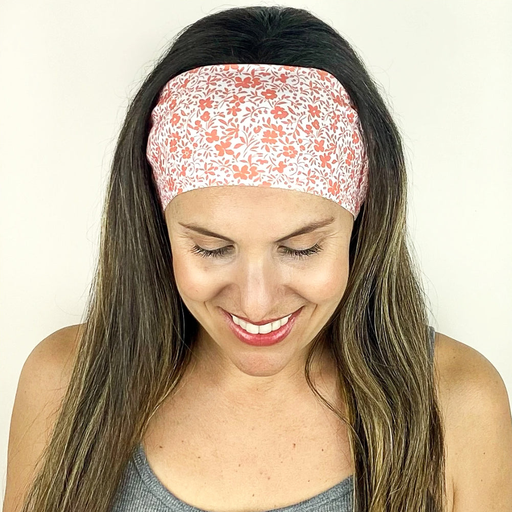Happy Day Workout Headband