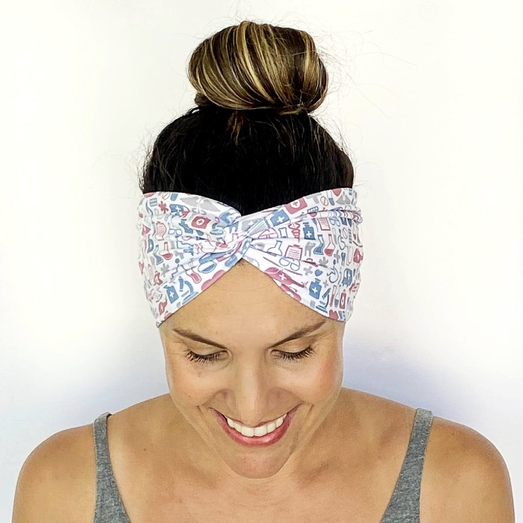 Emergency Turban Headband