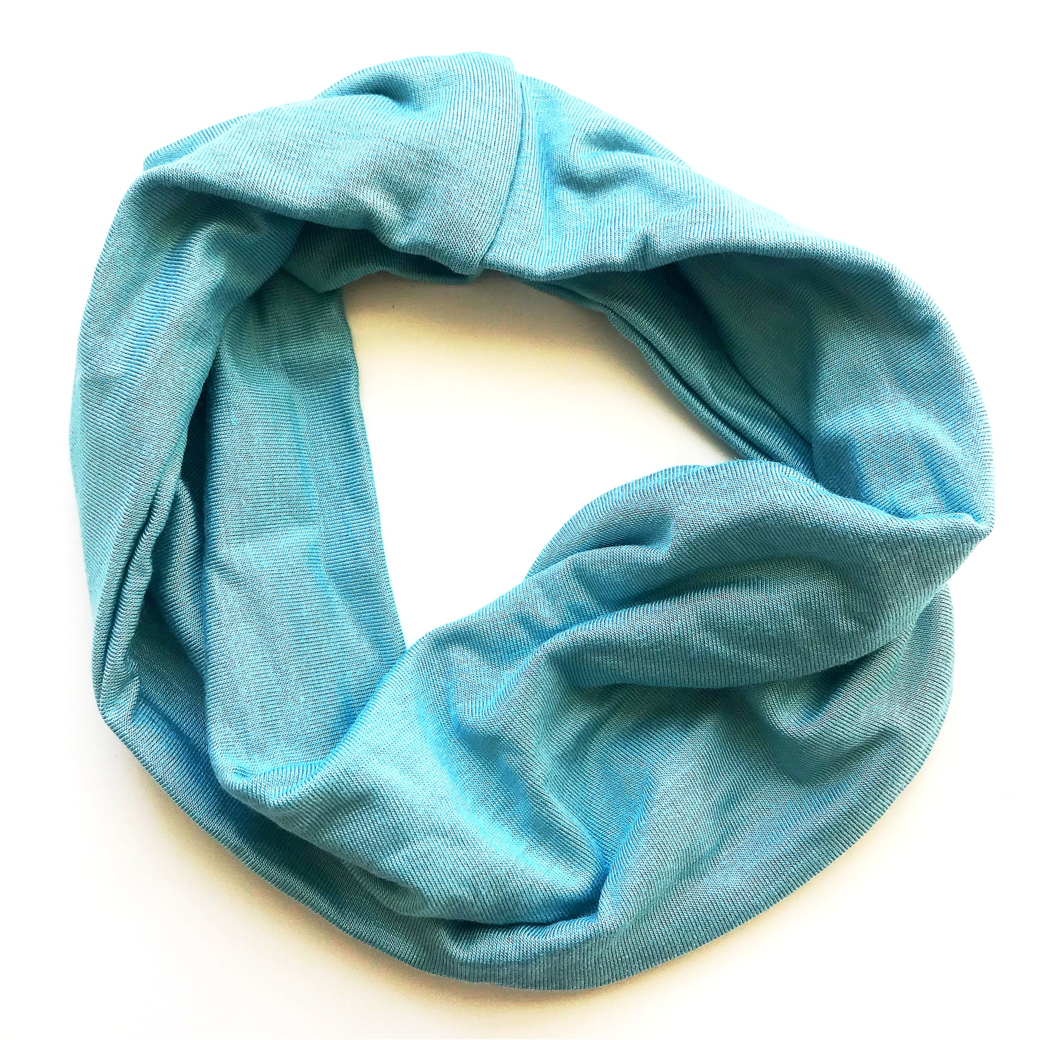 Clearwater Blues Double Twist Headband