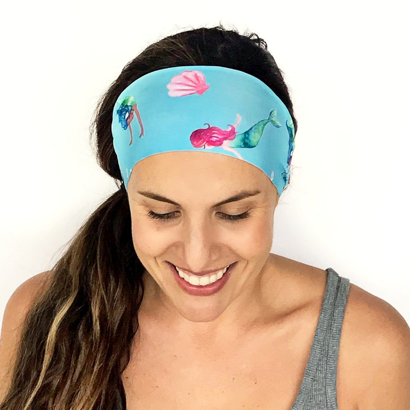 Mermaid Workout Headband