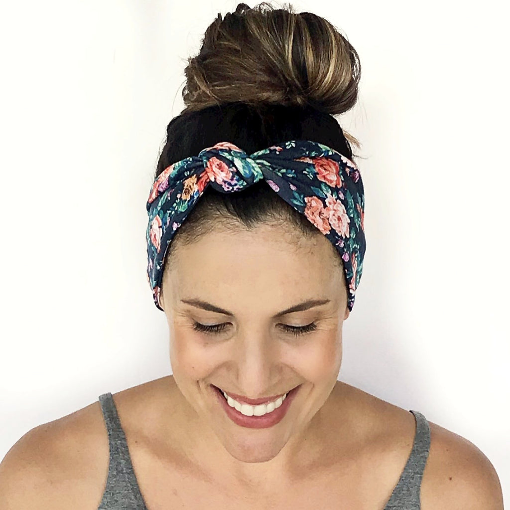Thalia Knotted Headband