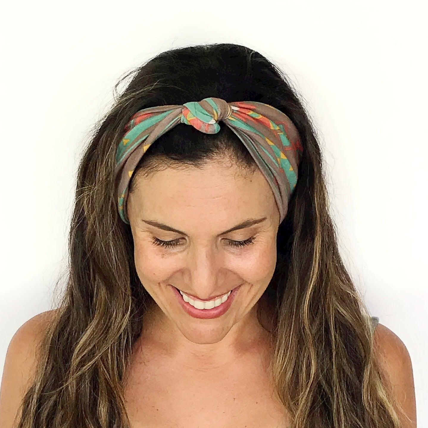 Native Knotted Headband