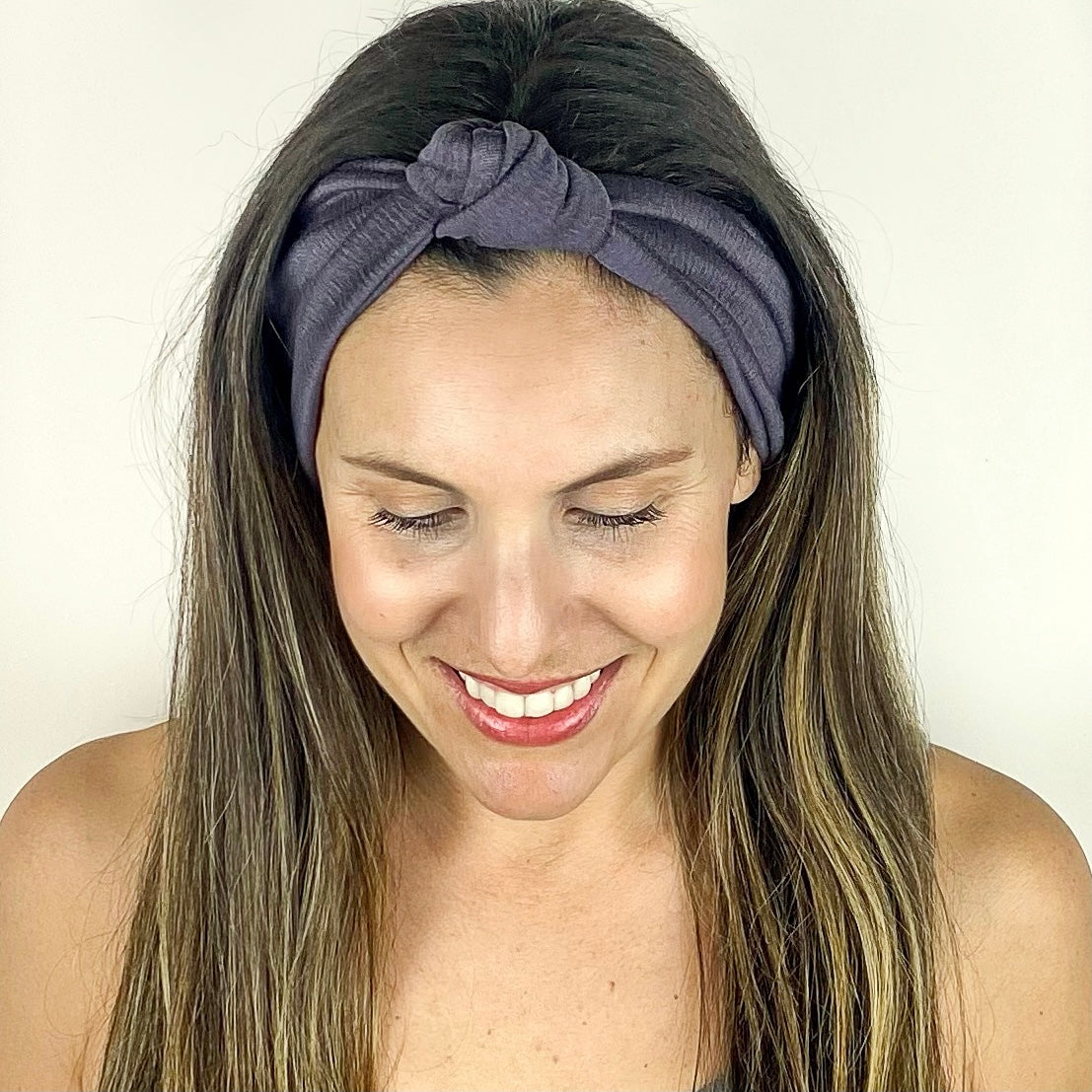 Rouged Raisin Headband