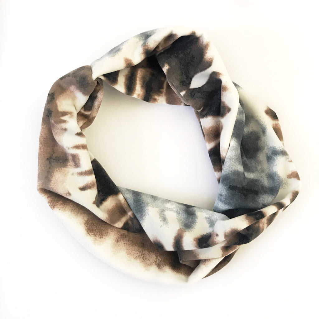 Out And About Double Twist Headband