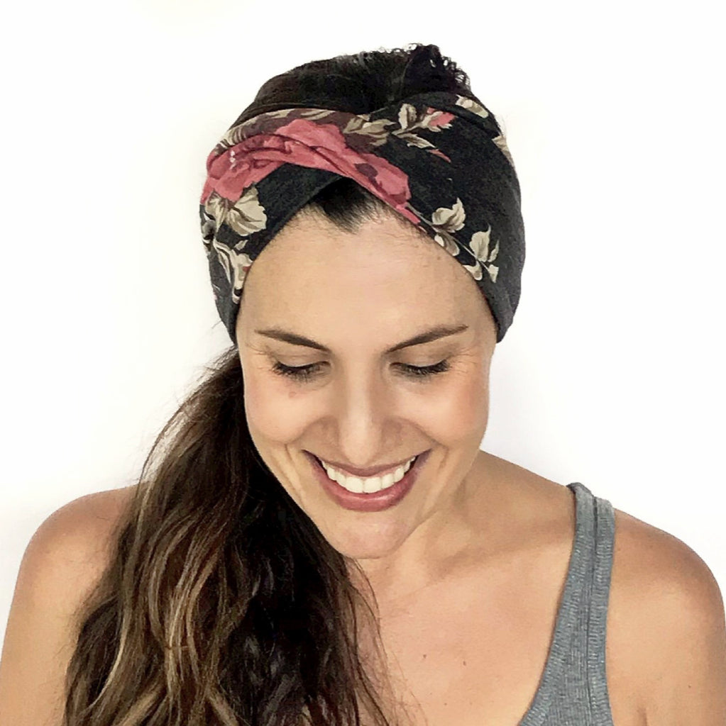 La Bamba Double Twist Headband