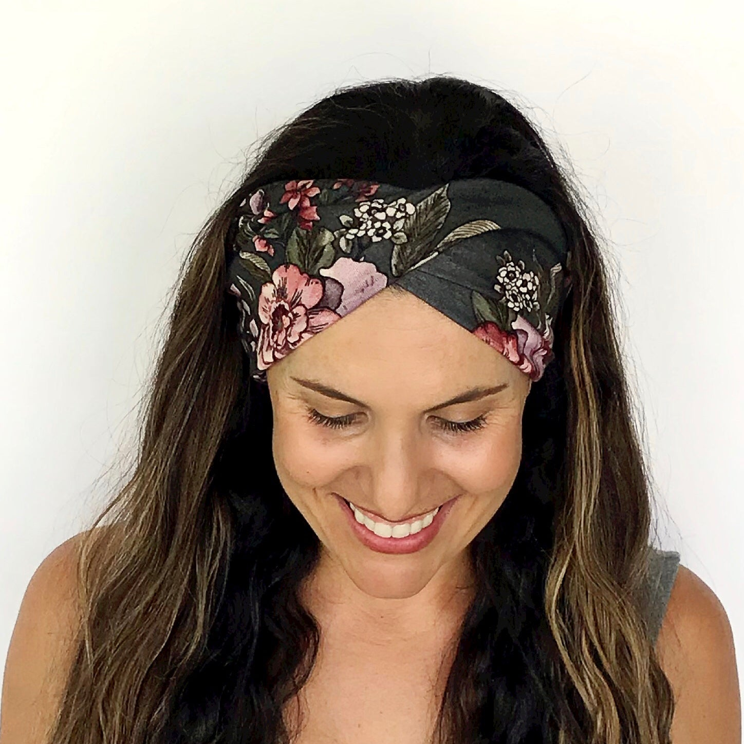 Caledonia Double Twist Headband
