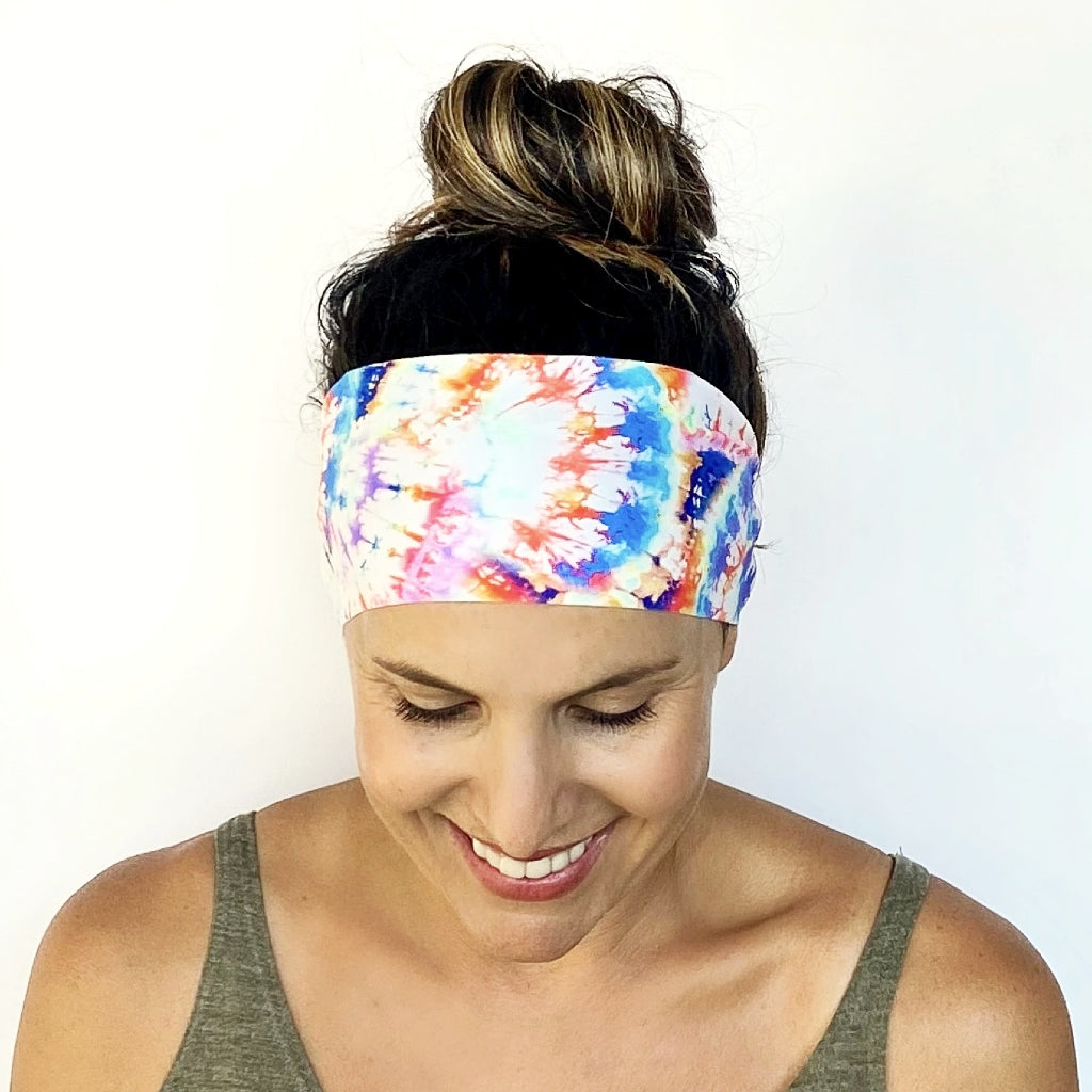 Good Mood Workout Headband