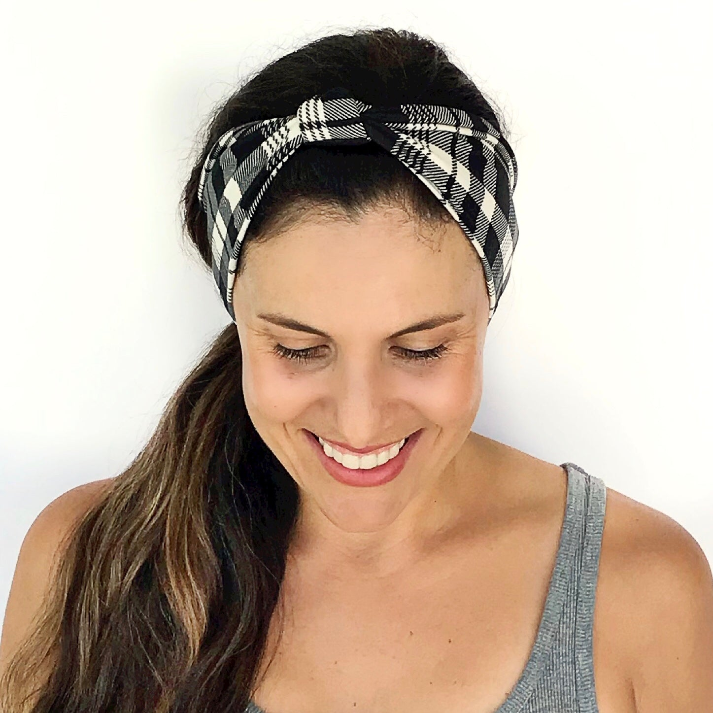 Brixton Knotted Headband