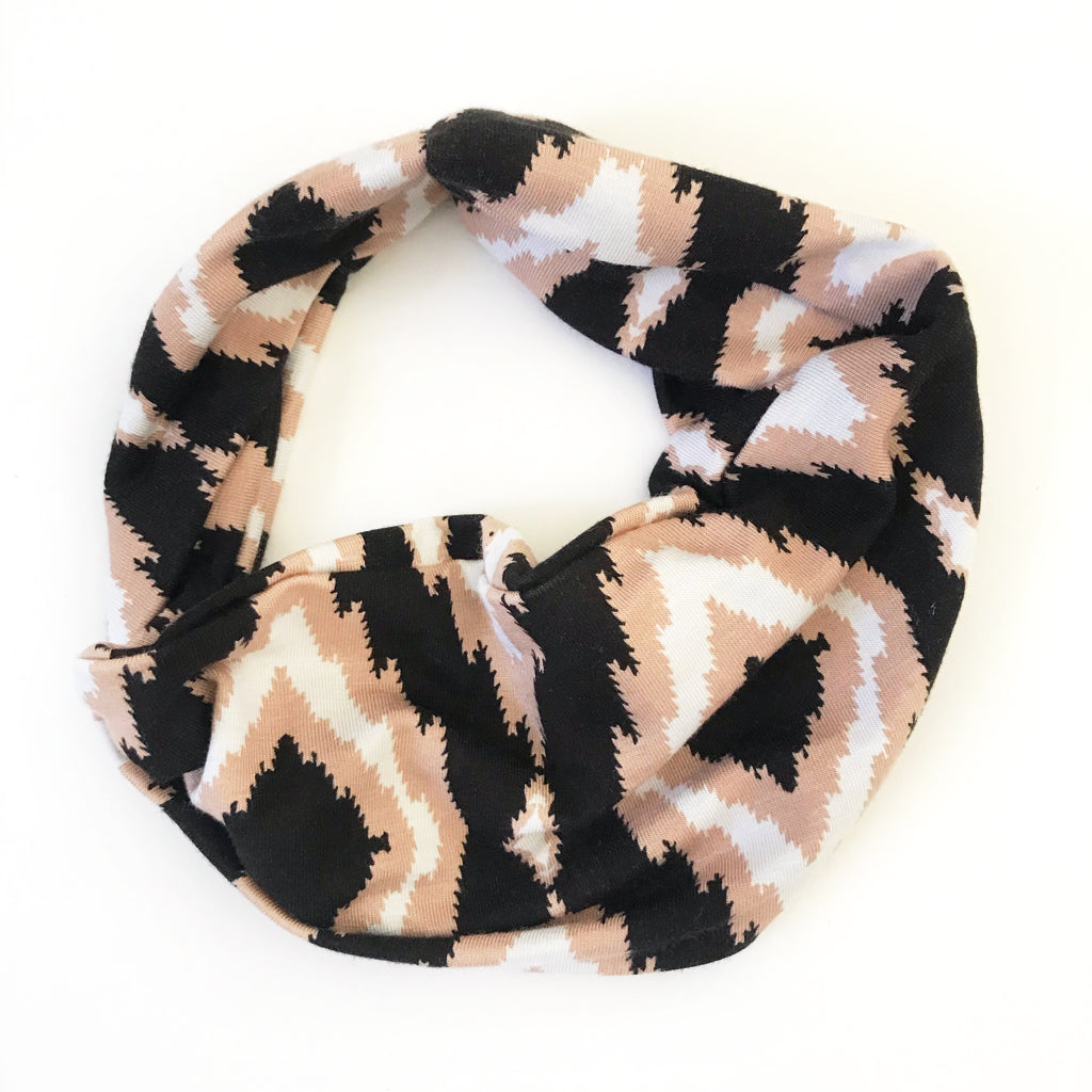 Havana Double Twist Headband