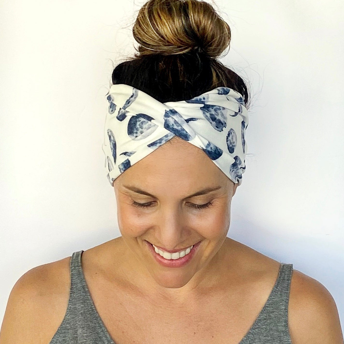 Eclipse Double Twist Headband