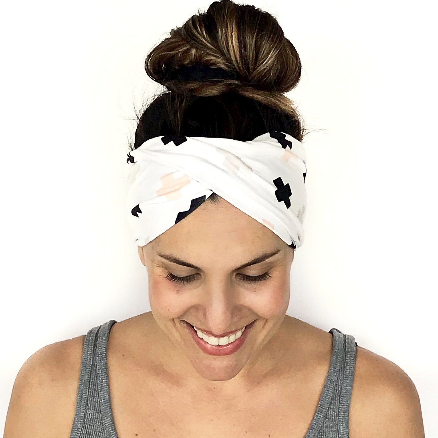 Milly Double Twist Headband