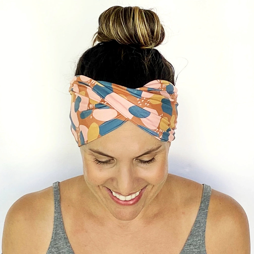 Lizzie Twist Headband