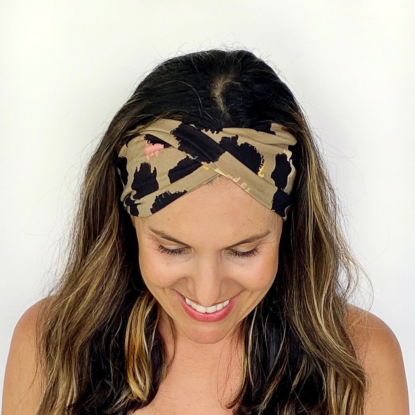 Paxton Double Twist Headband
