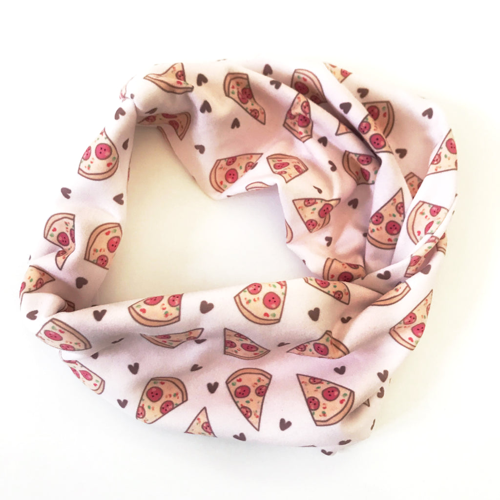 Pizza the Pie Double Twist Headband