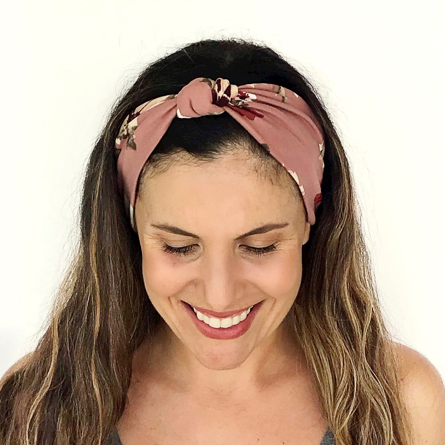 Lorelei Knotted Headband
