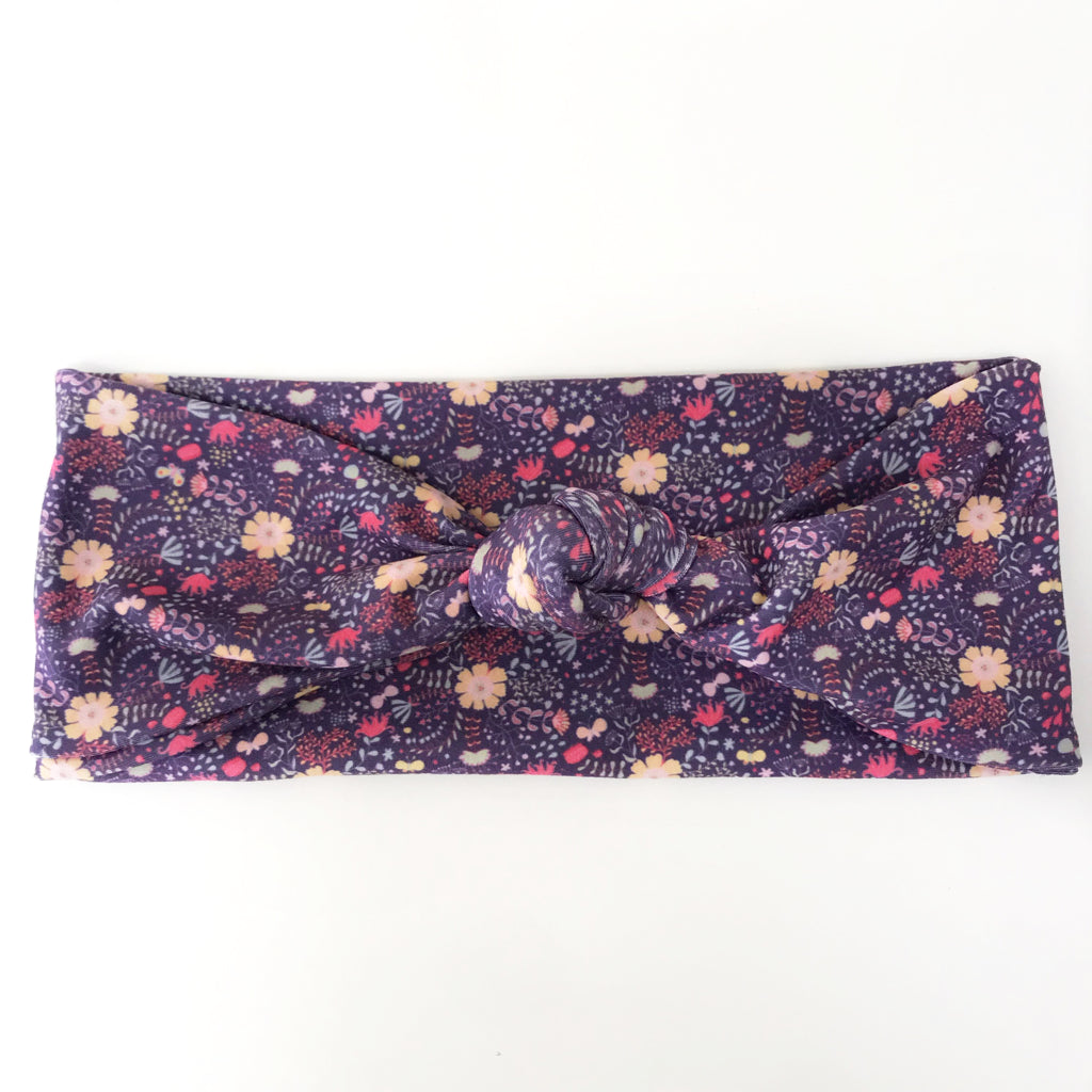 Adelle Knotted Headband
