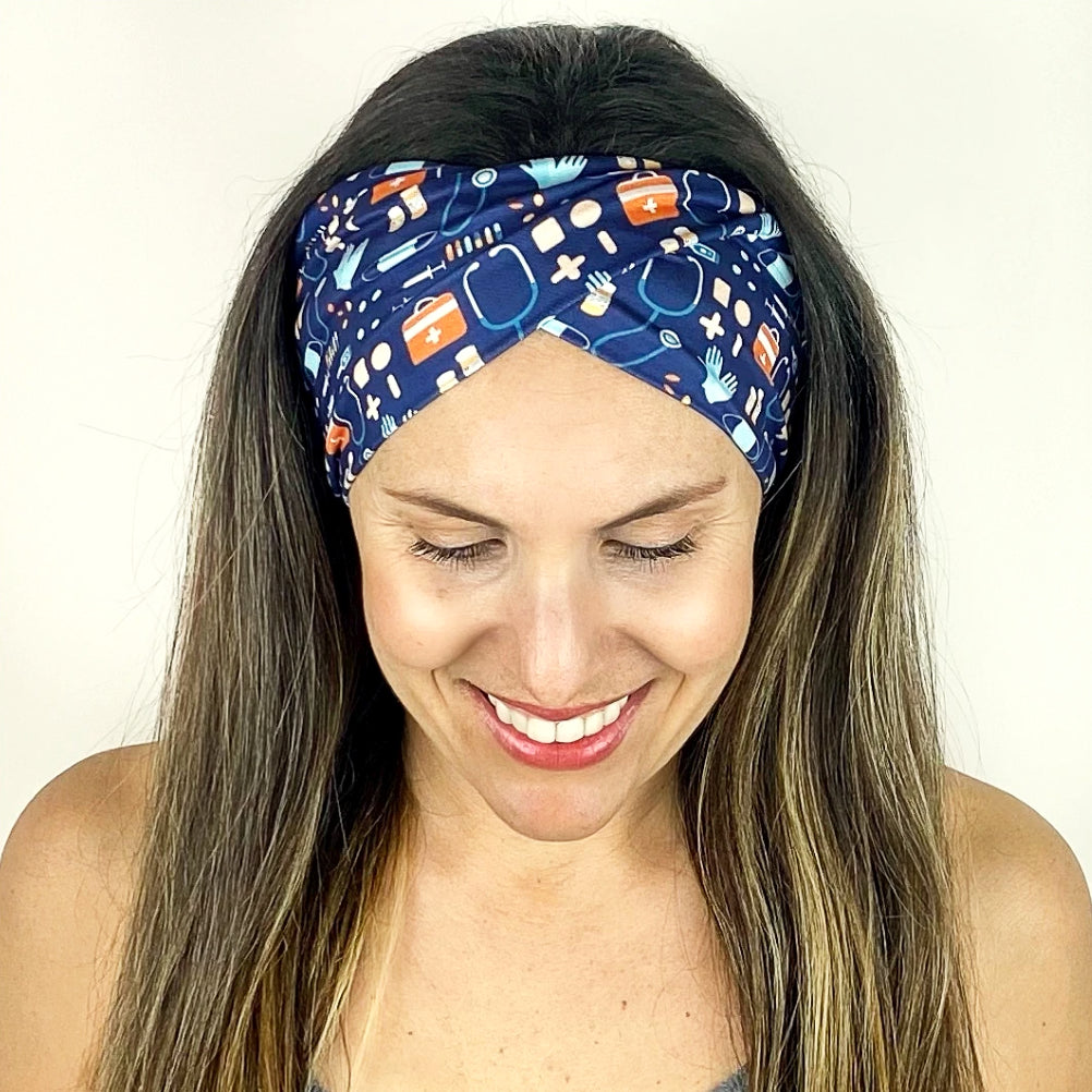 Feel Better Twist Headband