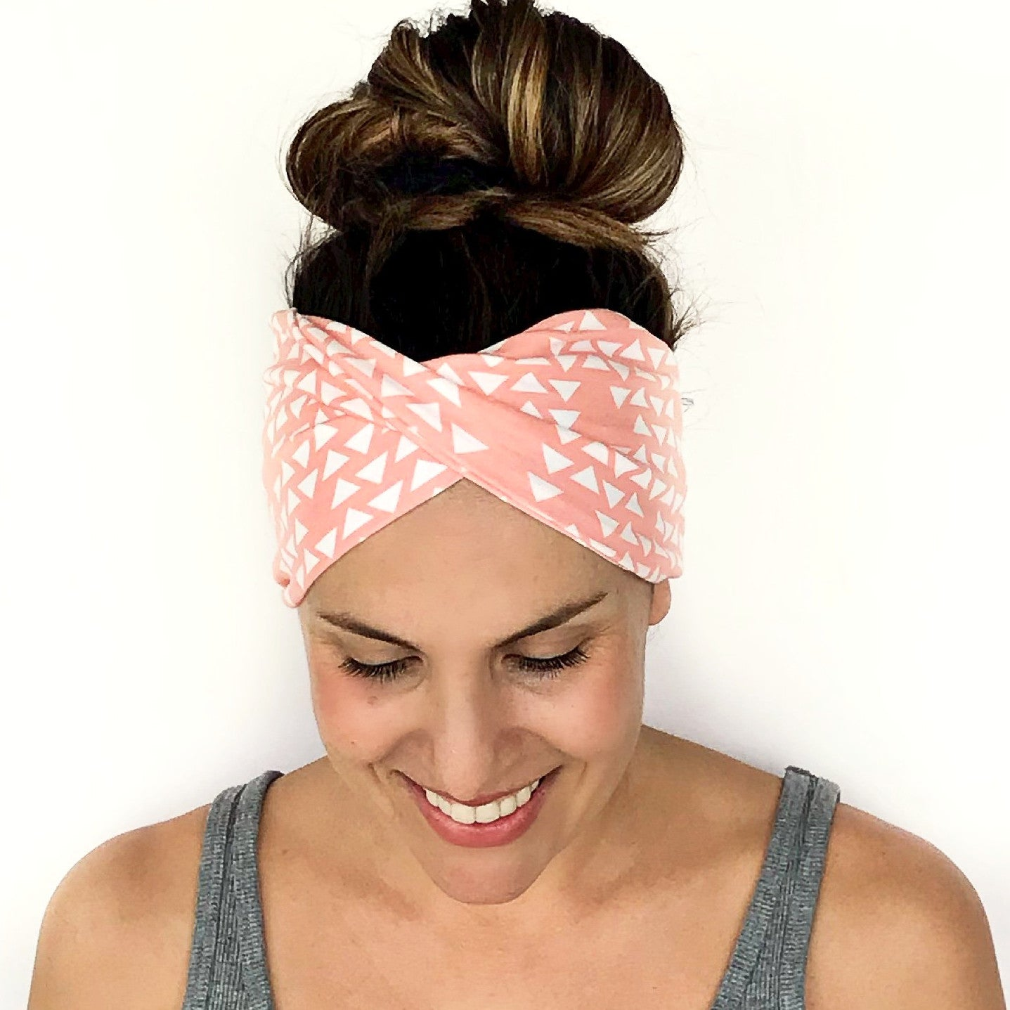 In The Moment Double Twist Headband