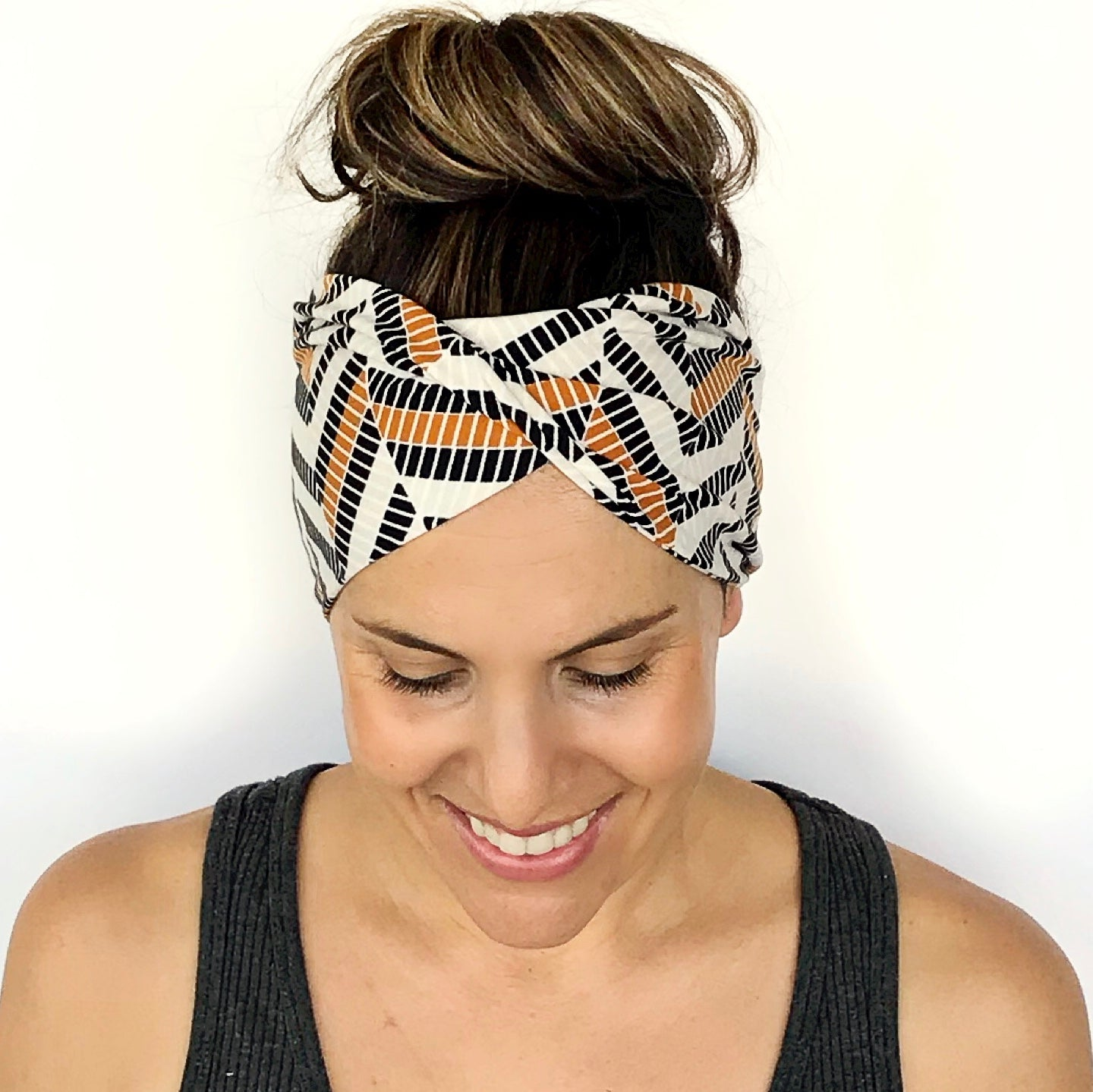 Peyton Double Twist Headband