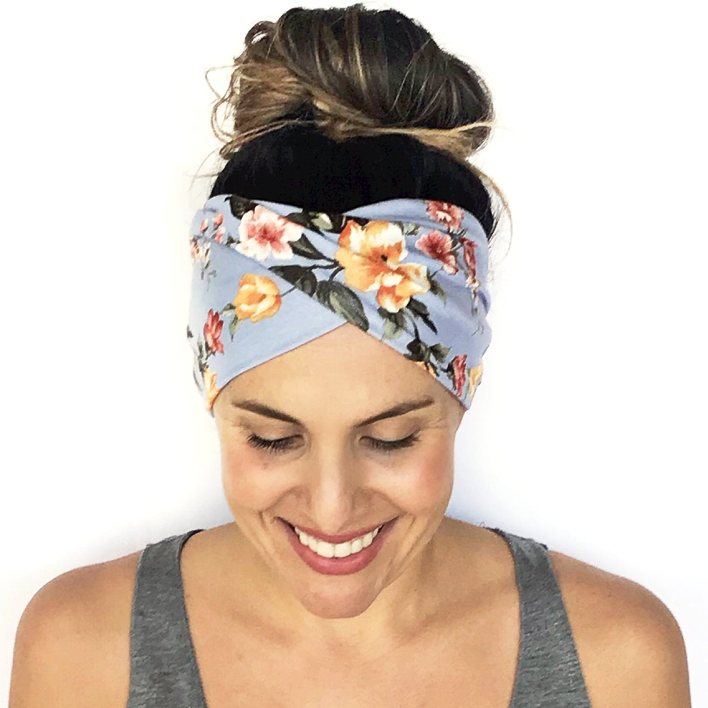 Dawn Double Twist Headband