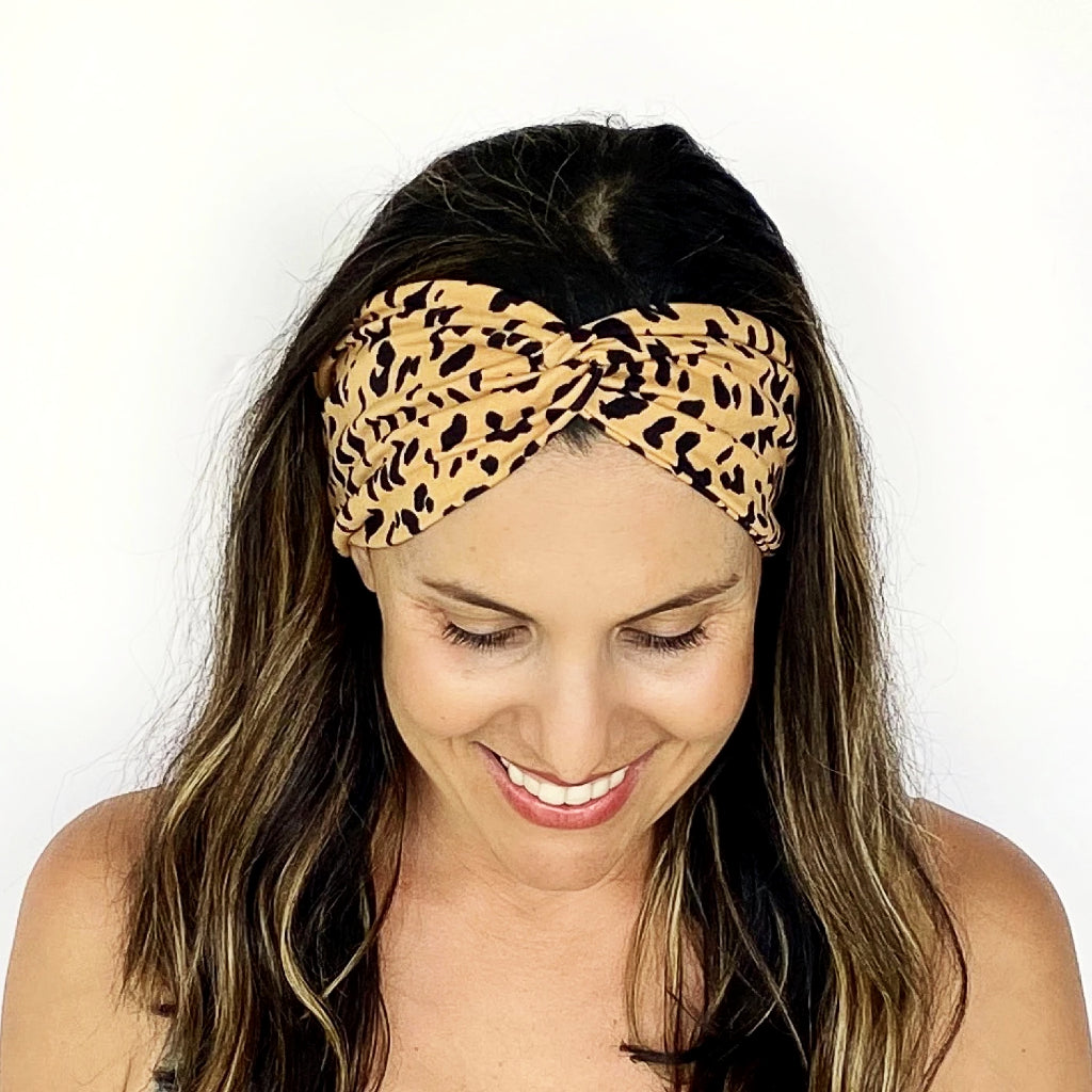 Cat Walk Turban Headband