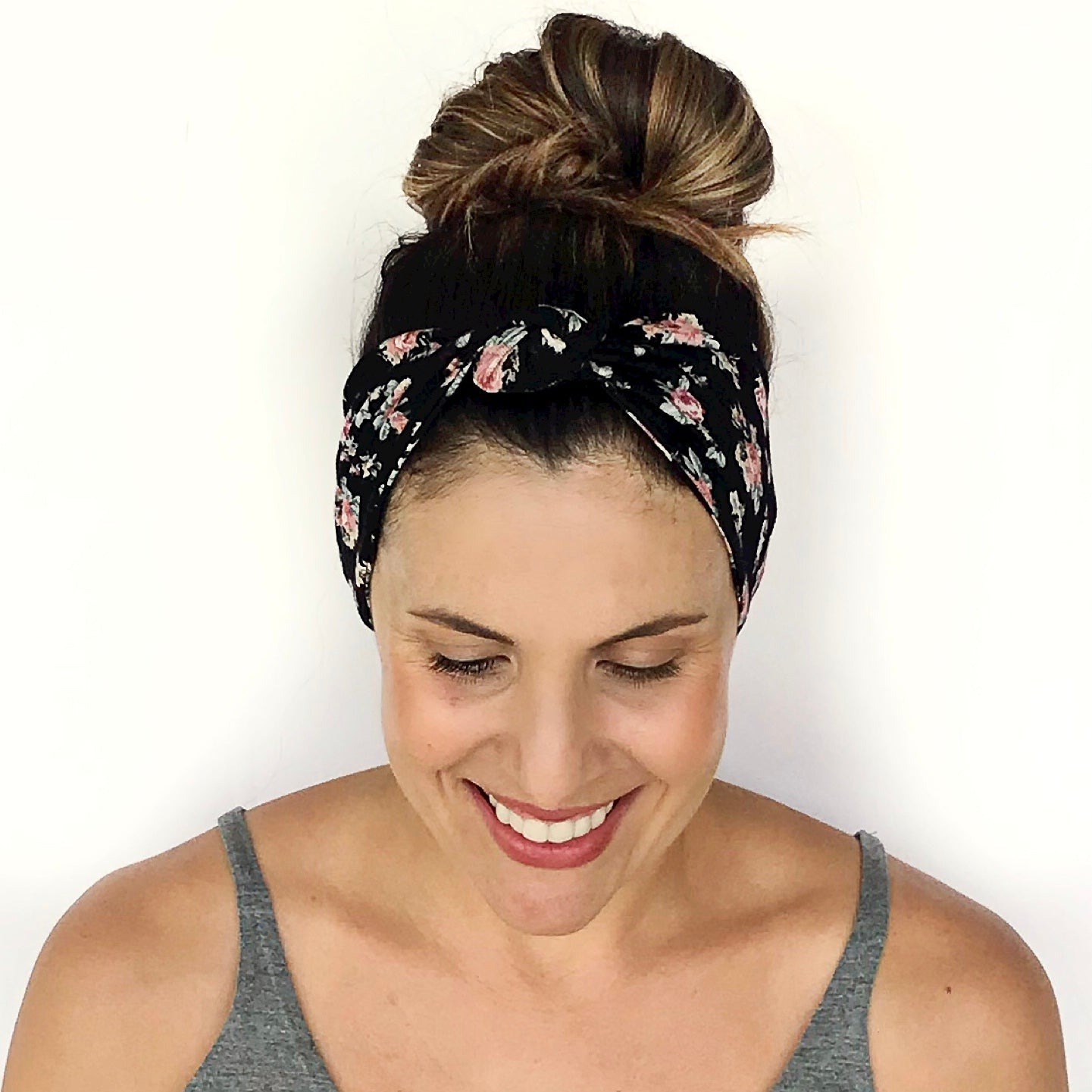 Carmen Knotted Headband
