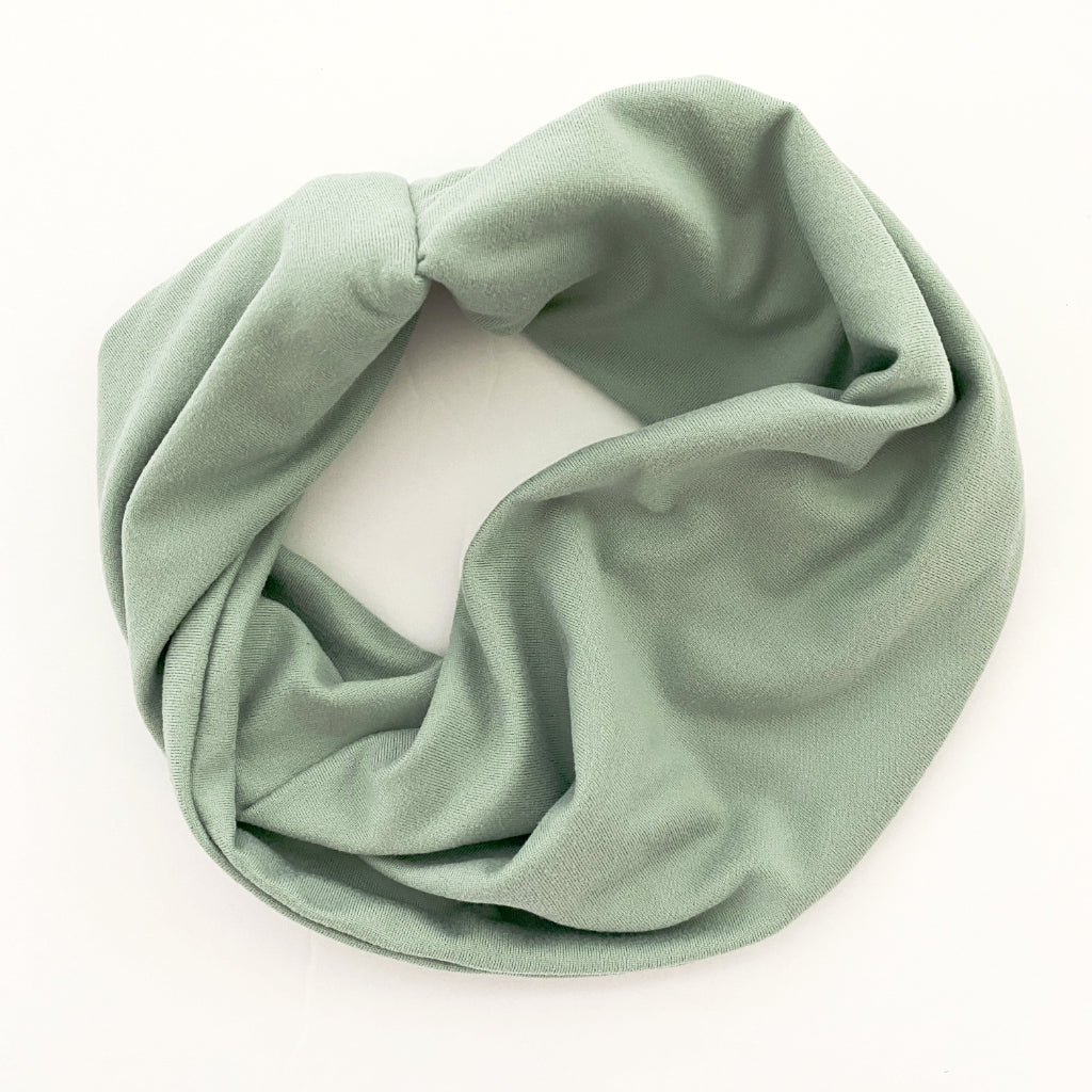 Sage Double Twist Headband