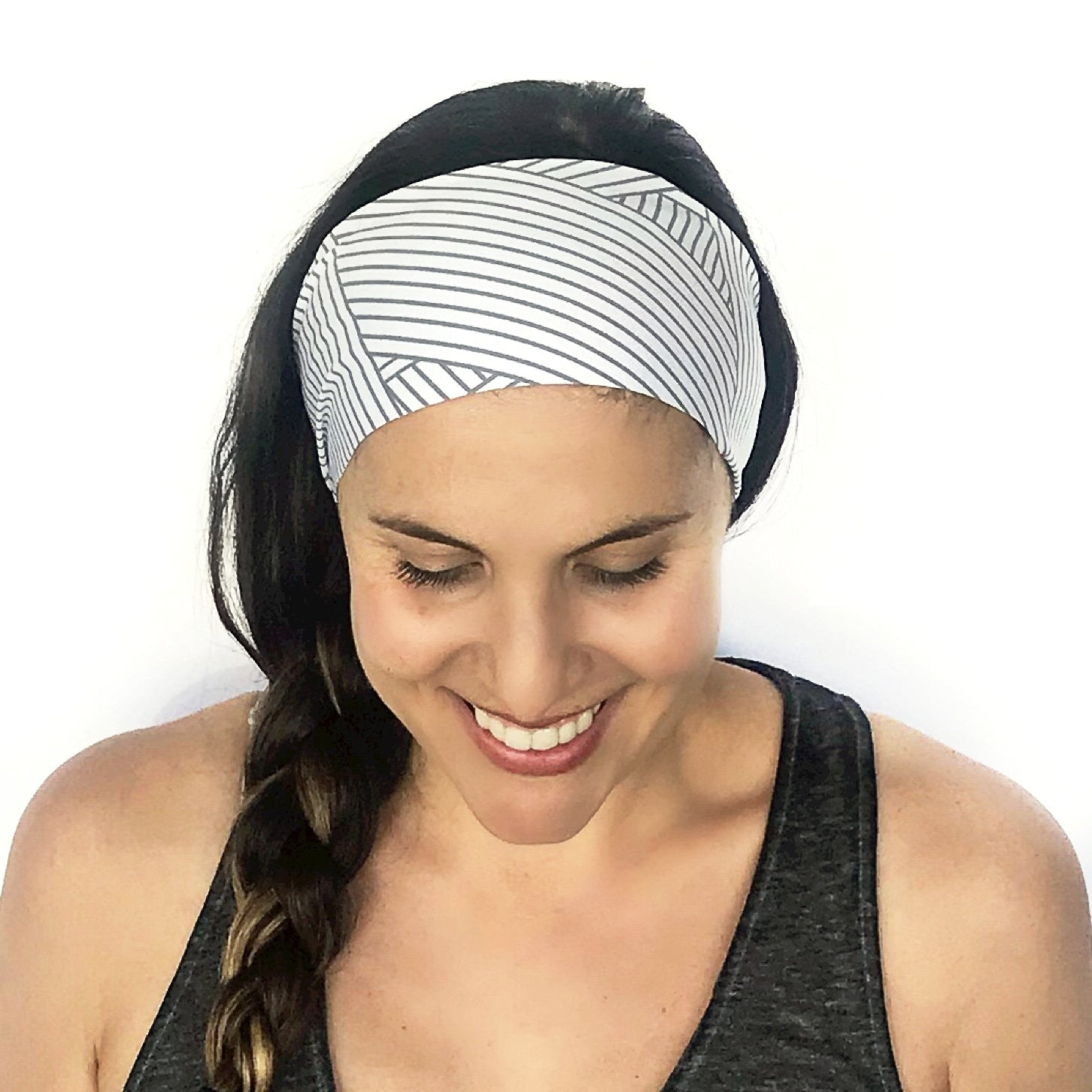 Walk The Line Workout Headband