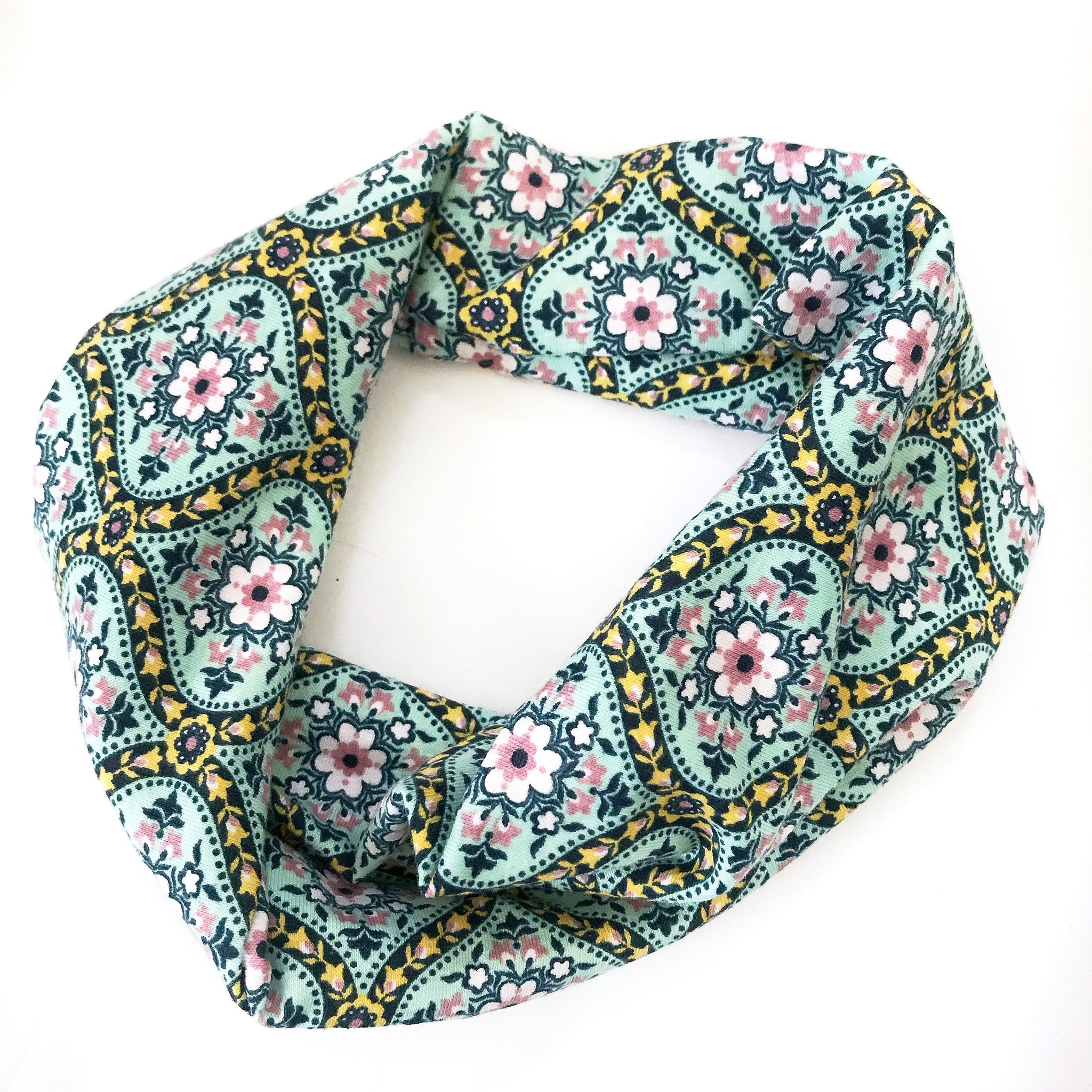 Percy Double Twist Headband