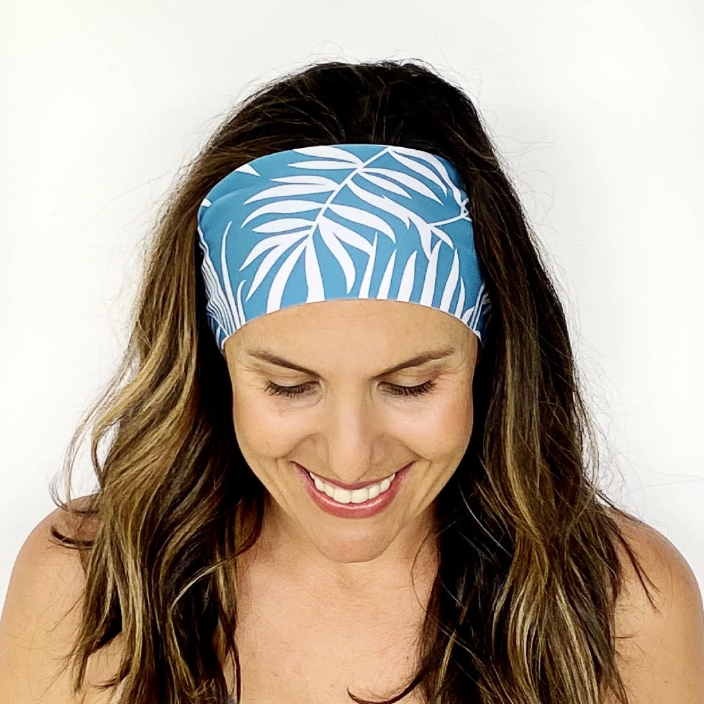 Seascape Workout Headband