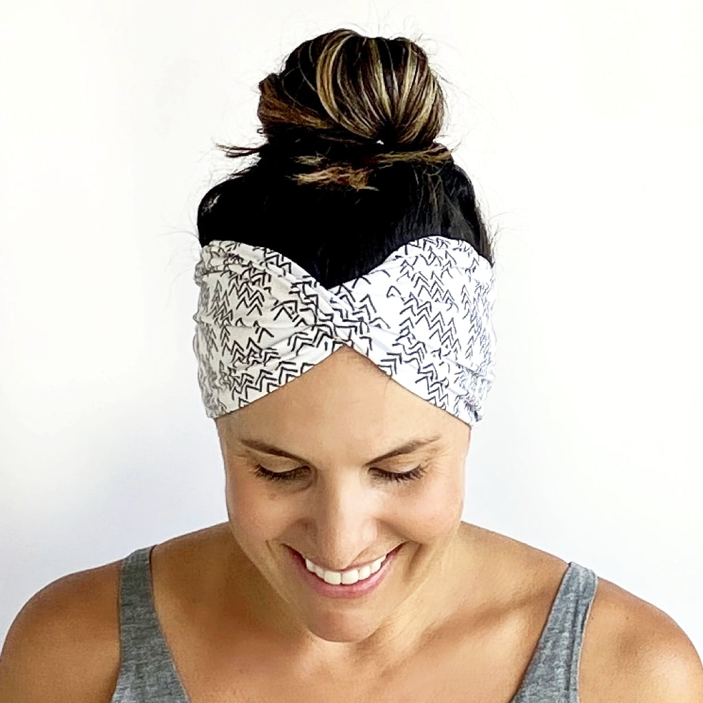 Upward Twist Headband