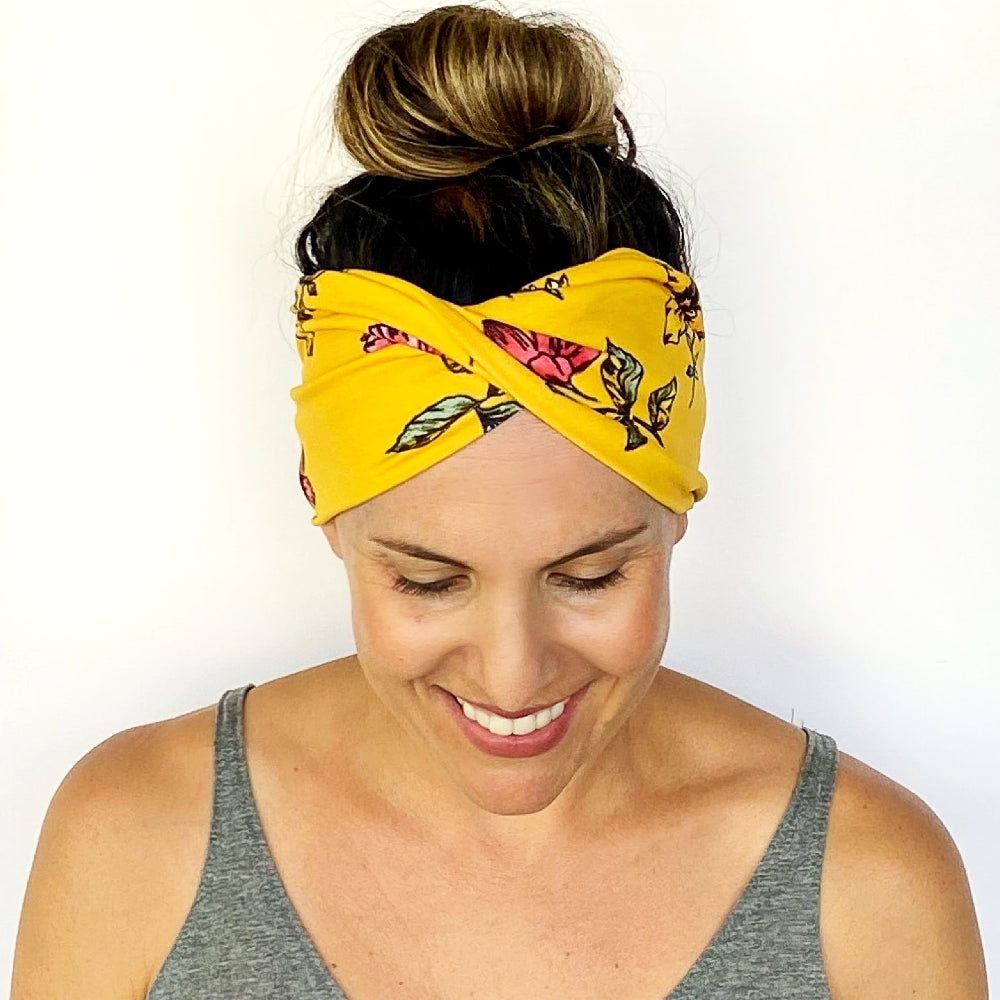 Emma Double Twist Headband