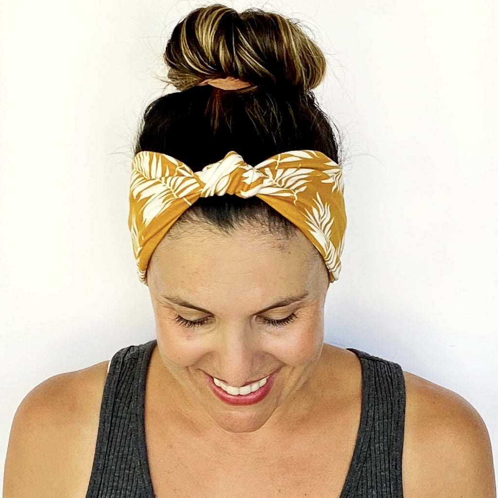 Palm Beach Knotted Headband