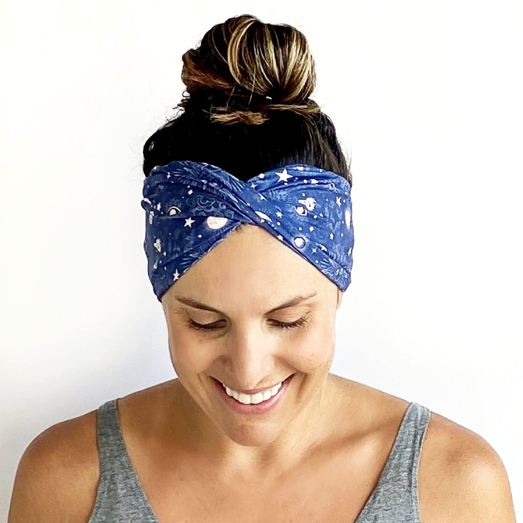 Sagittarius Twist Headband