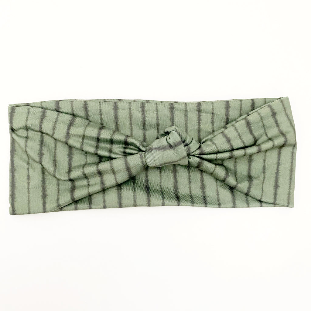 Aiden Knotted Headband