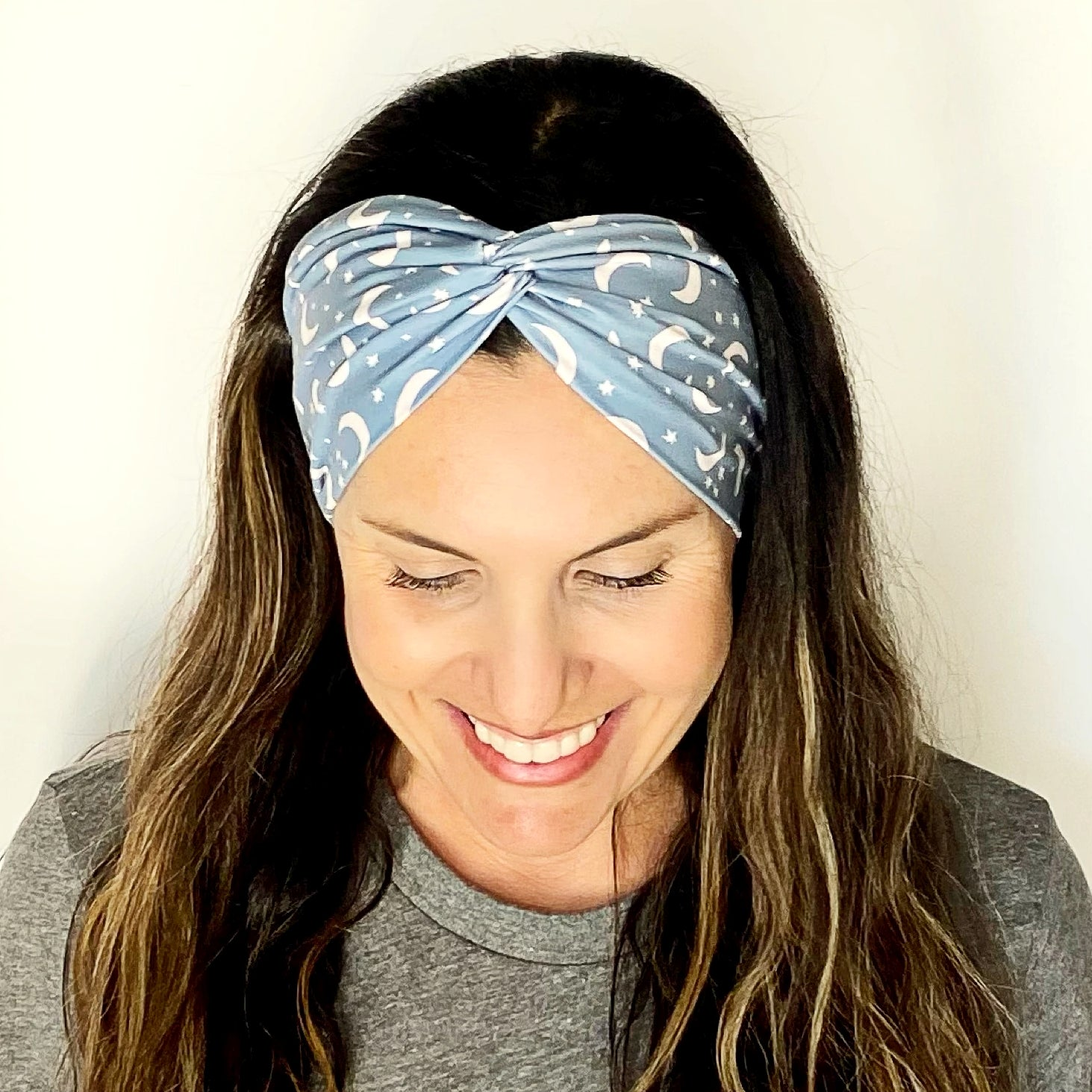 Goodnight Moon Turban Headband