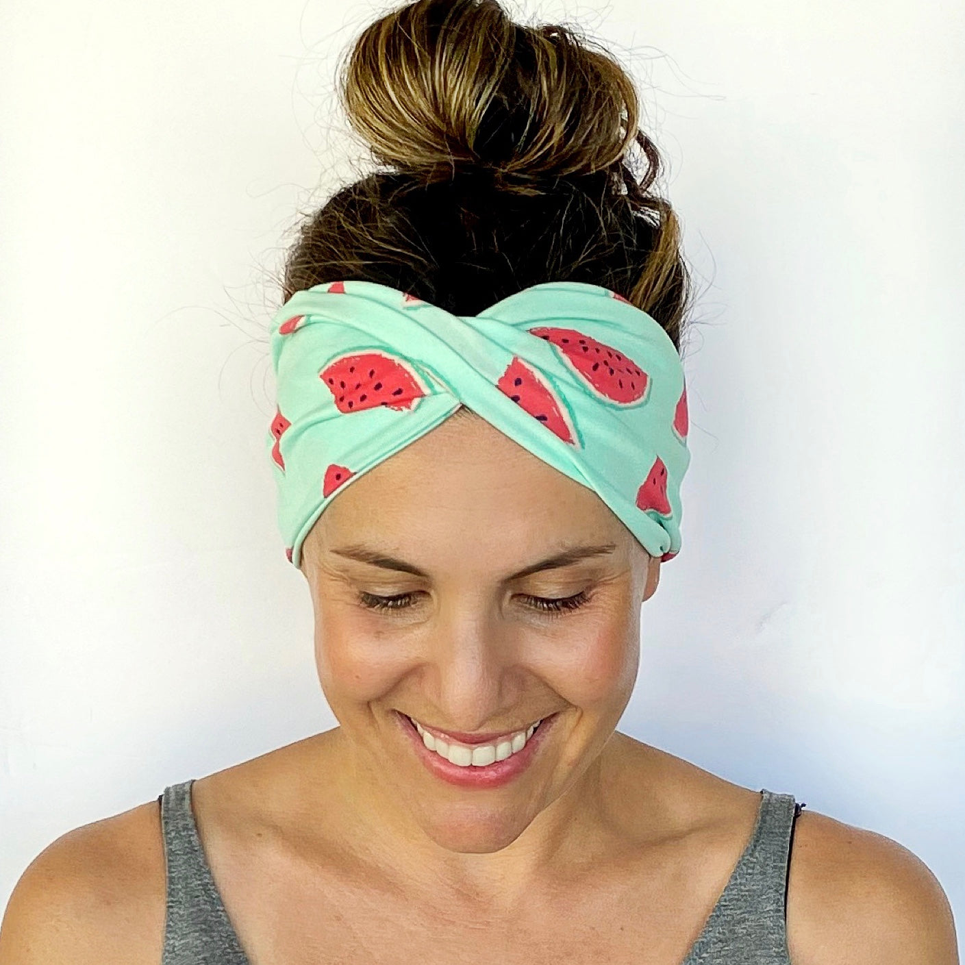 Watermelon Twist Headband