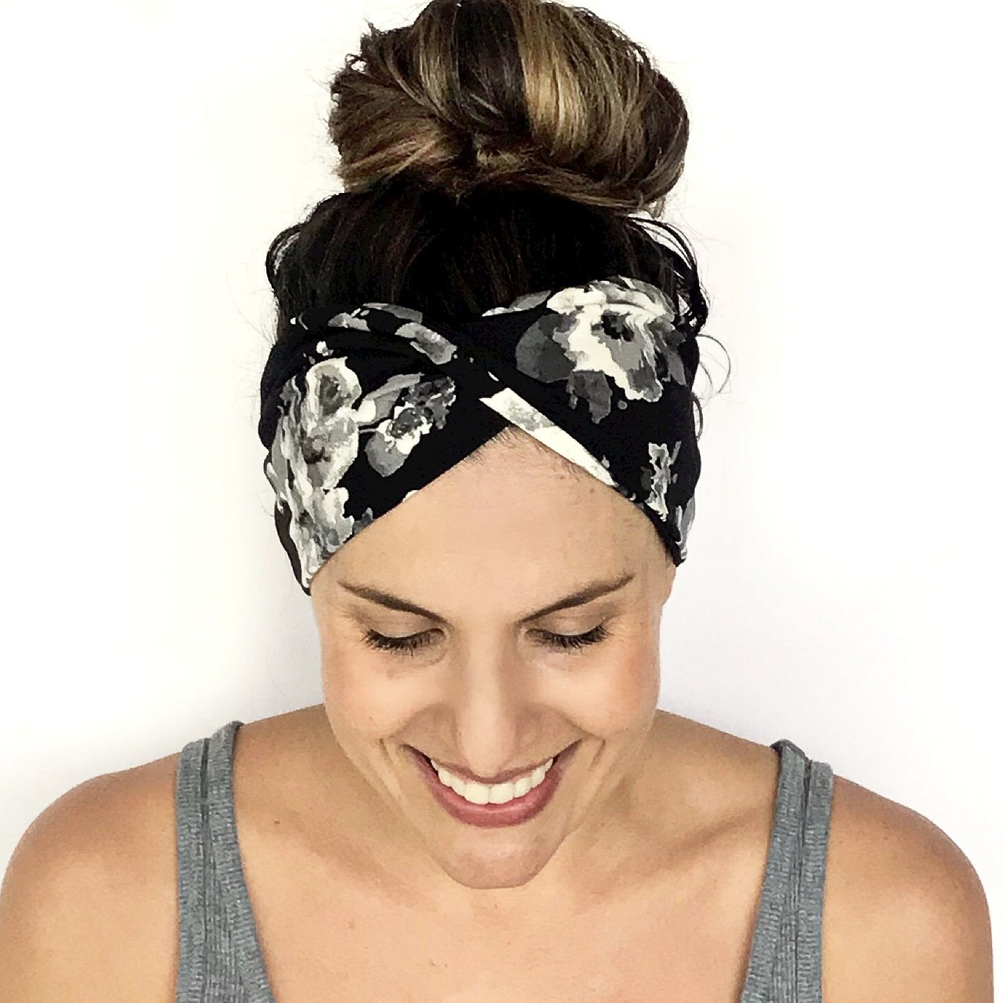 Nadia Double Twist Headband