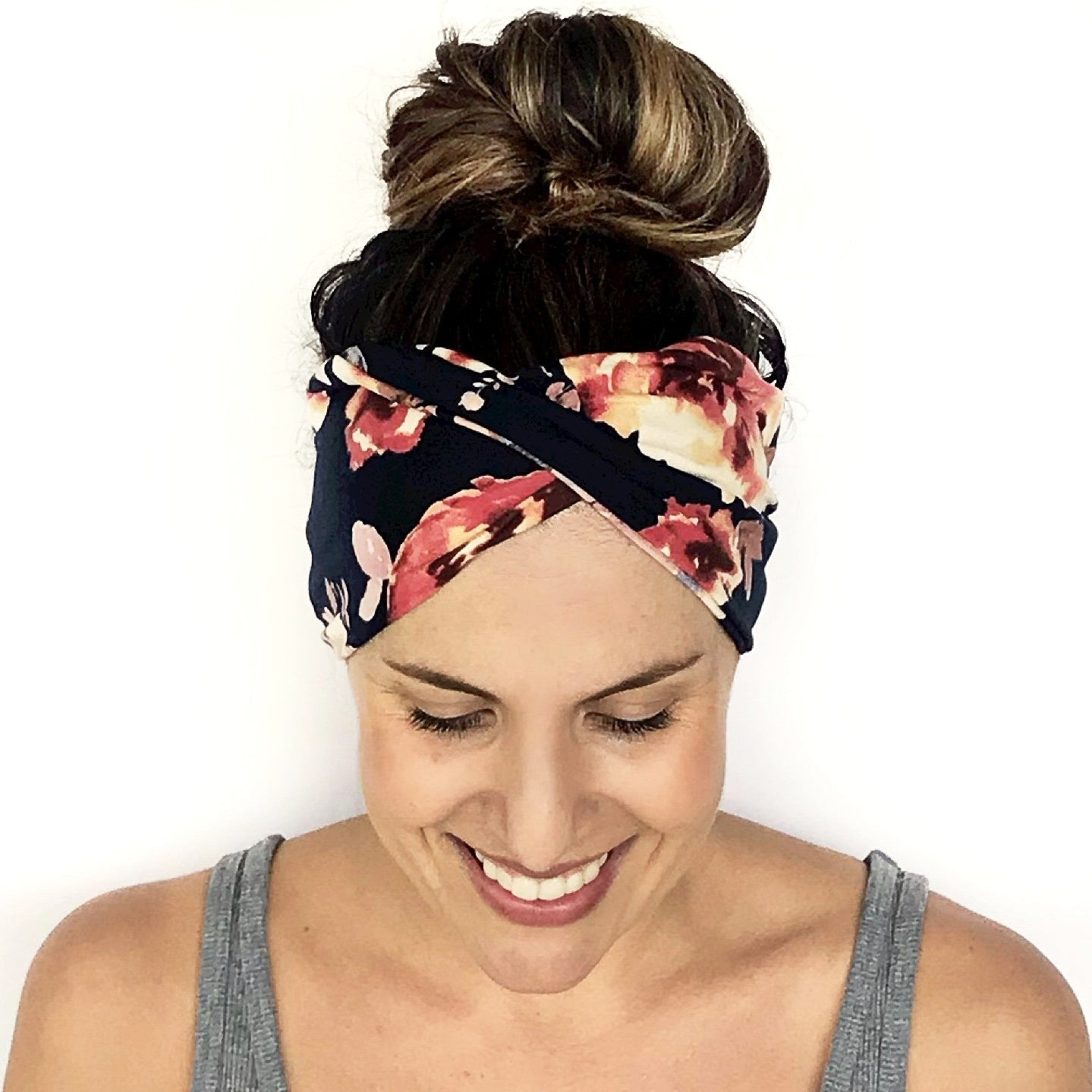 Hannah Double Twist Headband
