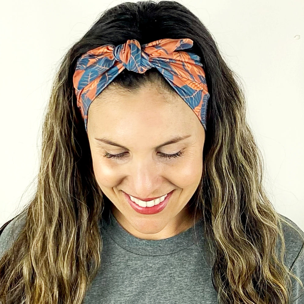 Folly Tie Headband