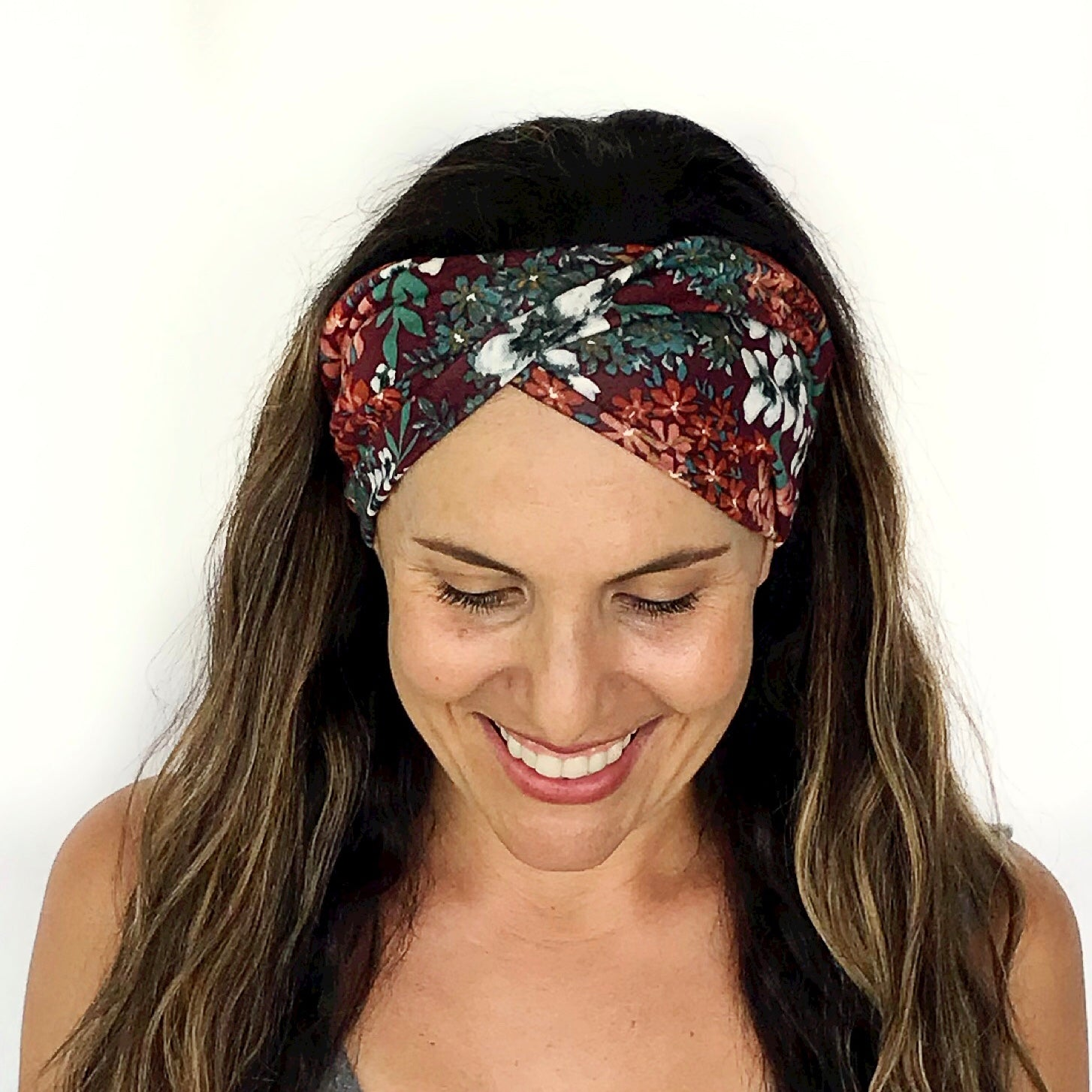 Roxie Double Twist Headband