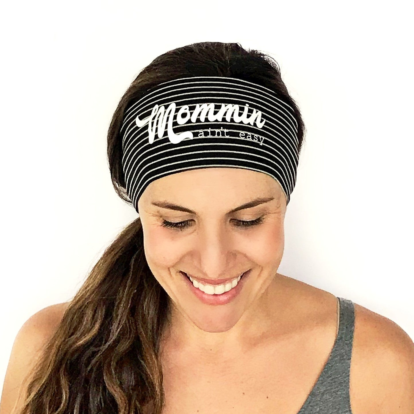 Mommin' Ain't Easy Headband