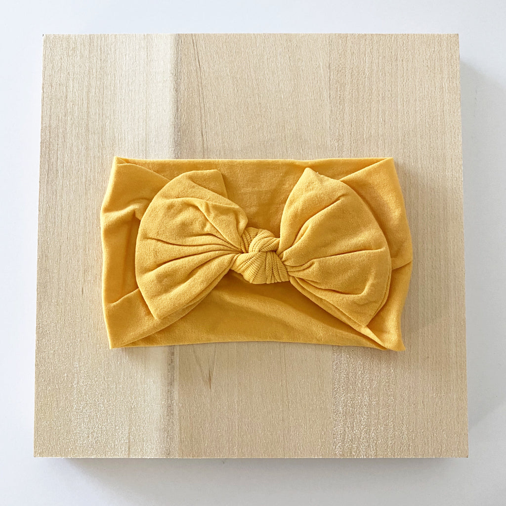 Mango Bow Headband