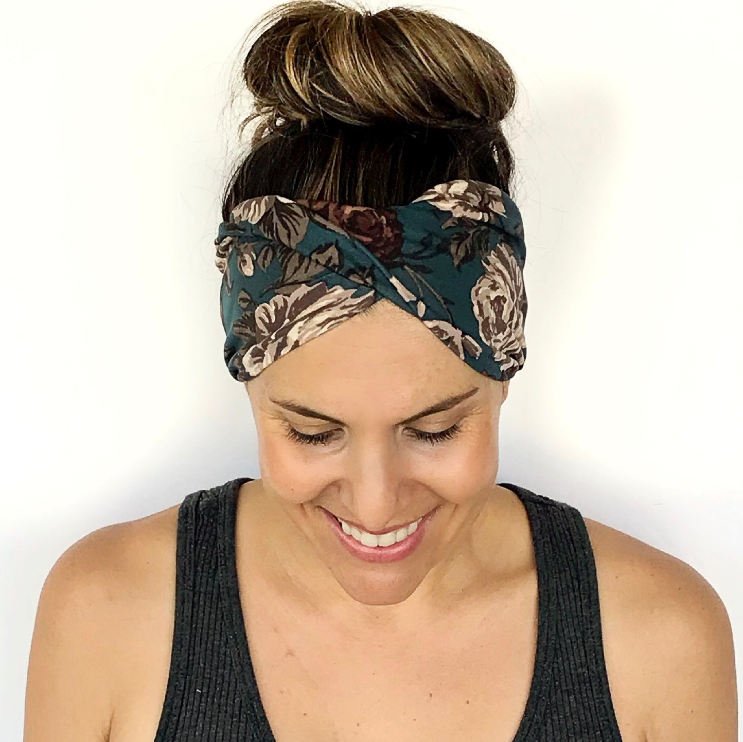 Dahlia Double Twist Headband