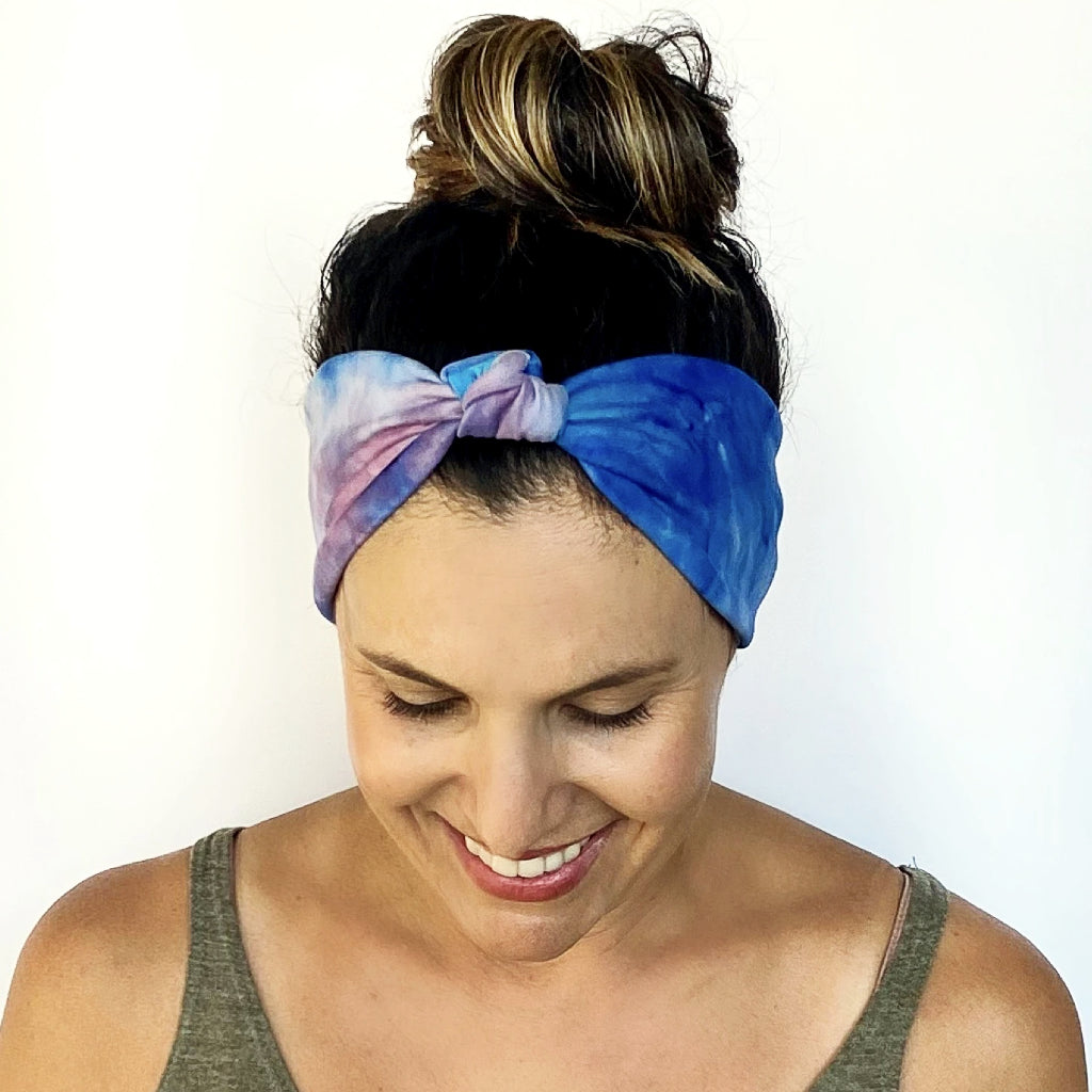 Moonlight Knot Headband